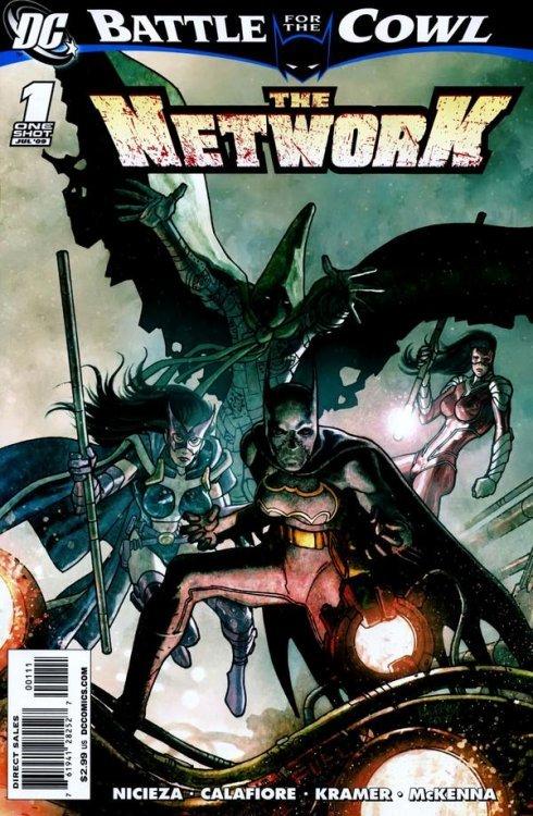 The Ray 1 (DC Comics) - ComicBookRealm.com