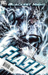 DC Comics's Blackest Night: The Flash Issue # 1