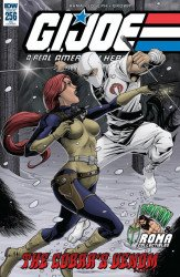IDW Publishing's G.I. Joe: A Real American Hero Issue # 256wvcc-a