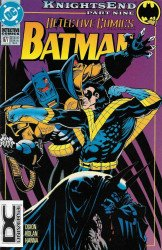 DC Comics's Detective Comics Issue # 677b