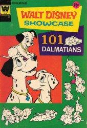 Gold Key's Walt Disney Showcase Issue # 9whitman