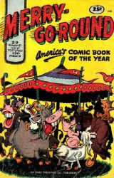 American Comics Group's Merry-Go-Round Giant Size nn