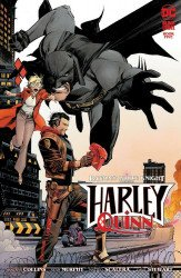 DC Black Label's Batman: White Knight Presents - Harley Quinn Issue # 5