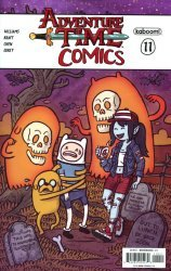 KaBOOM!'s Adventure Time Comics Issue # 11