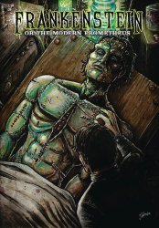 Caliber Comics's Frankenstein: Or the Modern Prometheus Soft Cover # 1