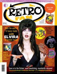 TwoMorrows Publishing's RetroFan Issue # 2
