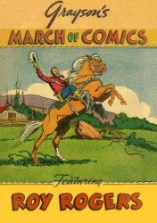 Western Printing Co.'s March of Comics Issue # 47c
