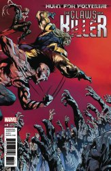 Marvel Comics's Hunt For Wolverine: Claws Of A Killer  Issue # 4b