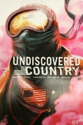 Image Comics's Undiscovered Country Issue # 1third eye