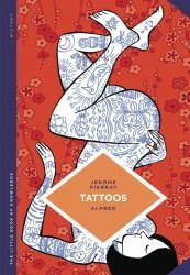 IDW Publishing's The Little Book Of Knowledge: Tattoos Hard Cover # 1