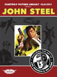 Book Palace's Fleetway Picture Library Classics Presents: John Steel TPB # 1
