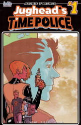 Archie Comics Group's Jughead's Time Police Issue # 1b