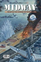 Monroe Publications's World War II Comix: Midway - The Battle That Changed The Pacific War Issue # 1