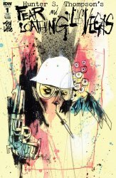 IDW Publishing's Hunter S. Thompson's: Fear and Loathing in Las Vegas Issue # 1sub