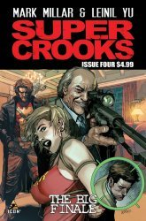 Icon's Supercrooks Issue # 4