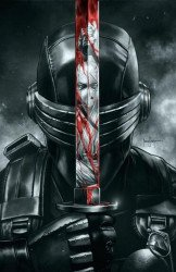 IDW Publishing's Snake Eyes: Deadgame Issue # 1bigtime-d