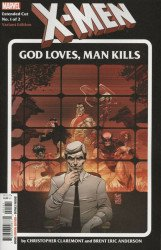 Marvel Comics's X-Men: God Loves Man, Kills Extended Cut Issue # 1c