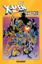 Marvel Comics's X-Men Milestones: Onslaught  TPB # 1