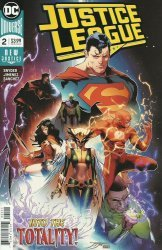 DC Comics's Justice League Issue # 2