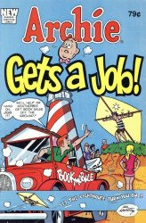 NEW Barbour Christian Comics's Archie Gets a Job Issue # 1b