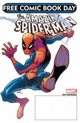 Marvel's The Amazing Spider-Man: Free Comic Book Day Issue # 1