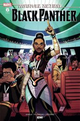 IDW Publishing's Marvel Action: Black Panther Issue # 6ri