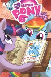 IDW Publishing's My Little Pony: Friendship is Magic Issue # 15hot topic