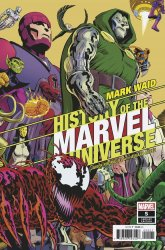 Marvel Comics's History of the Marvel Universe Issue # 5b