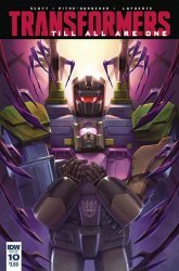 IDW Publishing's Transformers: Till All Are One Issue # 10