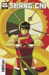 Marvel Comics's Shang-Chi Issue # 3b
