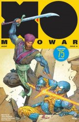 Valiant Entertainment's X-O Manowar Issue # 19(a)