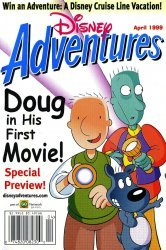 Disney Comics's Disney Adventures Issue V9-6