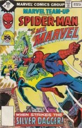 Marvel Comics's Marvel Team-Up Issue # 77whitman