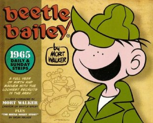 Titan Books's Beetle Bailey: Daily & Sunday Strips Hard Cover # 1