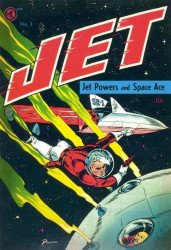 PS Artbooks's Pre-Code Classics: Jet Powers and Space Ace Hard Cover # 1b
