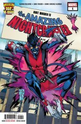 Marvel Comics's The Age of X-Man: The Amazing Nightcrawler Issue # 1