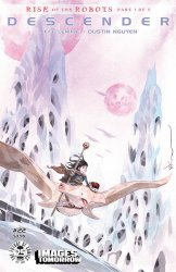 Image Comics's Descender Issue # 22c