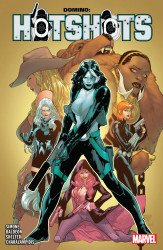 Marvel Comics's Domino: Hotshots TPB # 1
