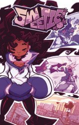 Action Lab Entertainment's Sweetie TPB # 1