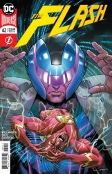 DC Comics's The Flash Issue # 62