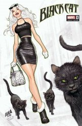 Marvel Comics's Black Cat Issue # 1krs-a