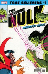 Marvel Comics's True Believers: Hulk - Mindless Hulk Issue # 1