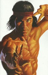 Marvel Comics's Shang-Chi Issue # 2c