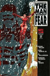 Marvel Comics's Daredevil: The Man Without Fear Issue # 2