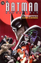 DC Comics's The Batman Adventures: Dangerous Dames & Demons TPB # 1
