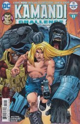 DC Comics's Kamandi Challenge Issue # 11b