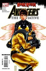 Marvel Comics's Avengers: The Initiative Issue # 20