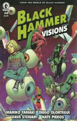 Dark Horse Comics's Black Hammer: Visions Issue # 4