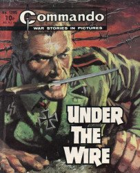 D.C. Thomson & Co.'s Commando: War Stories in Pictures Issue # 1295