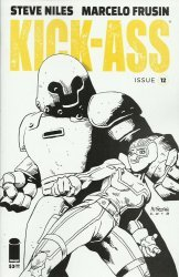 Image Comics's Kick-Ass Issue # 12b